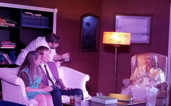 Theatre Review: 'Who's Afraid of Virginia Woolf?' at New Direction Community Theater