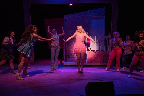 Theatre Review: 'Legally Blonde: The Musical' at Cumberland Theatre
