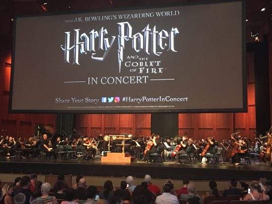 Concert Review: 'Harry Potter and the Goblet of Fire' at National Symphony Orchestra