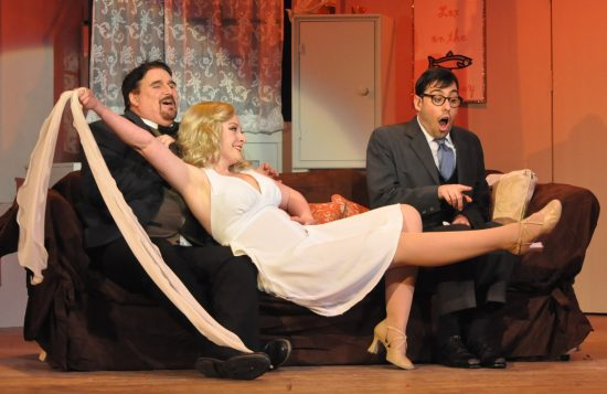 Theatre Review: 'The Producers' at The Little Theatre of Alexandria