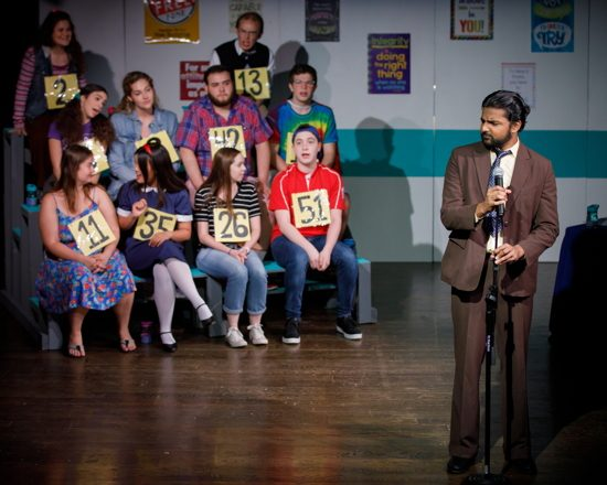 Theatre Review: 'The 25th Annual Putnam County Spelling Bee' at Wildwood Summer Theatre
