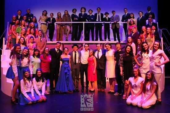 Theatre Review: 'Catch Me If You Can, The Musical' at Howard Community College