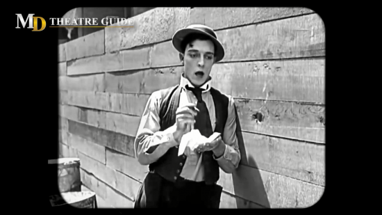 Video: MD Theatre Guide Promo: Funny Couple in Silent Film