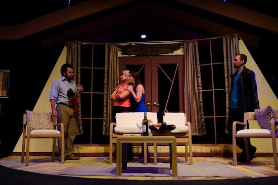 Theatre Review: 'Meteor Shower' at Cumberland Theatre