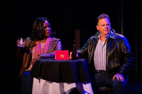 Theatre Review: 'The Bodyguard' at Toby's Dinner Theatre