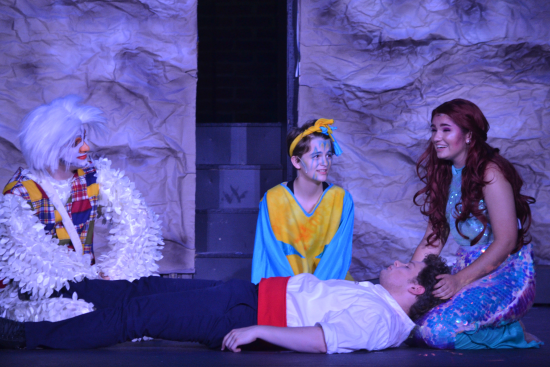 Theatre Review: 'The Little Mermaid' produced by September