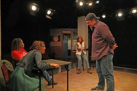 Theatre Review: 'Sweat' at Spotlighters Theatre
