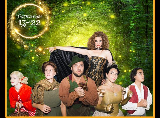 "Theatre News: The Tantallon Community Players presents 'Into The Woods"" at the Harmony Hall Regional Center in Fort Washington, MD."
