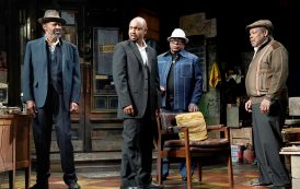 Theatre Review: 'Jitney' at Arena Stage