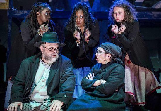 Theatre Review: 'Love Sick' at Theatre J