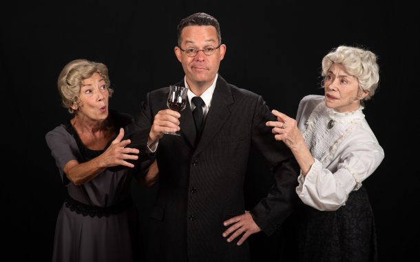 Theatre Review:  'Arsenic and Old Lace' at Colonial Players of Annapolis
