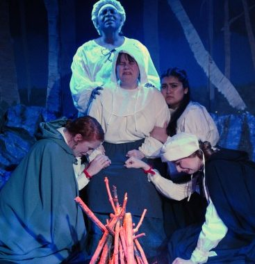 Theatre Review: 'Afflicted: Daughters of Salem' at Laurel Mill Playhouse