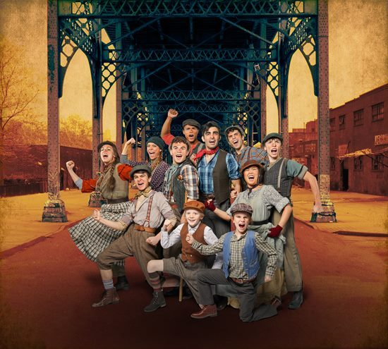 Theatre News: Arena Stage presents Disney's Newsies