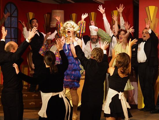 Theatre Review: 'The Drowsy Chaperone' at MAD Productions