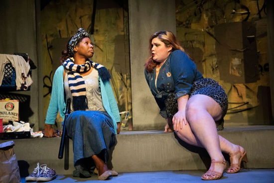 Theatre Review: 'In The Blood' at Fells Point Corner Theatre