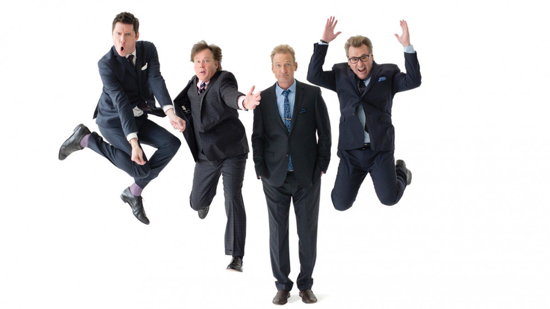 Comedy Review: 'Whose Live Anyway?' at Strathmore
