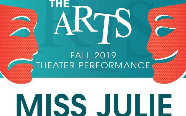 Theatre Review: 'Miss Julie' at The College of Southern Maryland