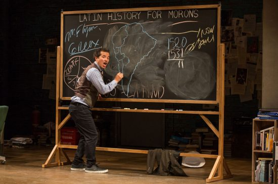 John Leguizamo in 'Latin History for Morons