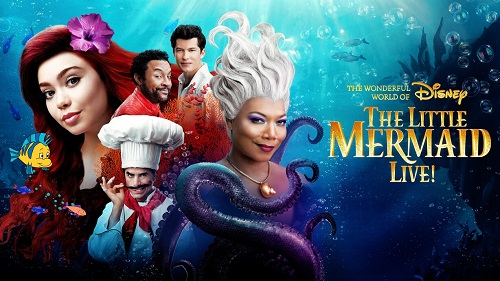 TV Musical Review: 'The Little Mermaid Live!' on ABC