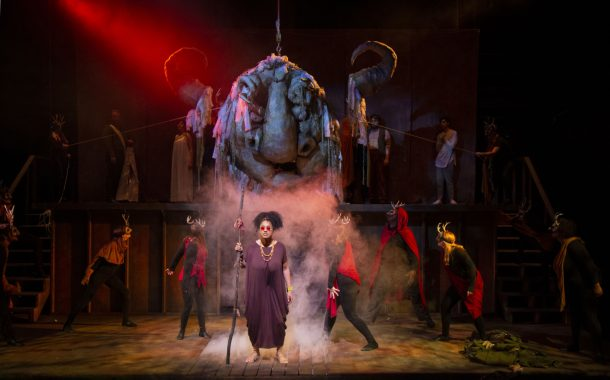Theatre Review: 'Icarus at the Border' at Towson University