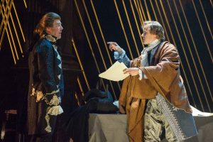 Amadeus at Folger Theatre