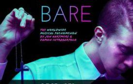 Theatre Announcement: 'Bare' at Iron Crow Theatre