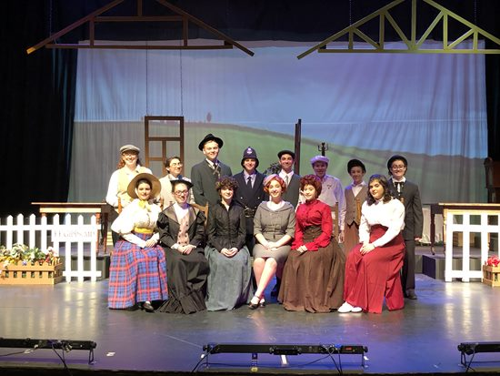 Cappies Review: 'Our Town' at Beth Tfiloh
