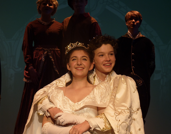Cappies Review: 'Cinderella' at Bryn Mawr School