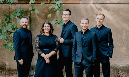 Music News: Candlelight Concert Society presents 'Holiday A Capella' by Calmus Vocal Ensemble