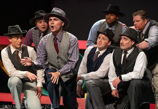 Theatre Review: 'Guys and Dolls' at Kensington Arts Theatre