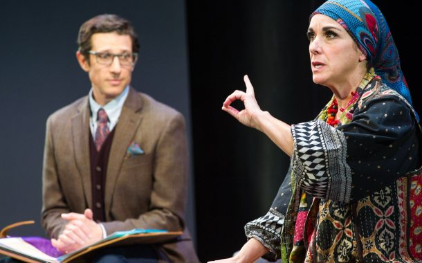 Theatre Review: 'Occupant' at Theater J