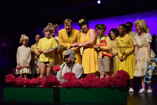 Theatre Review: 'Seussical' at Rockville Musical Theatre