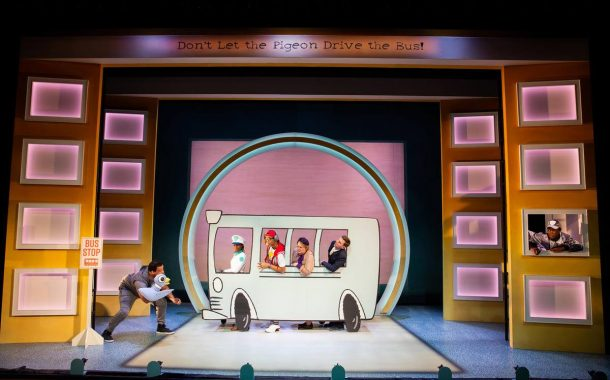 Theatre Review: 'Don't Let the Pigeon Drive the Bus! (The Musical!) at The Kennedy Center