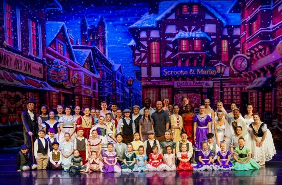 Dance Review: 'A Christmas Carol' by Charm City Ballet at Gordon Center