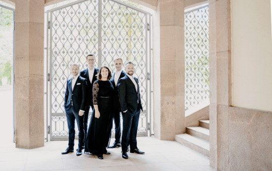 Concert Preview: 'Calmus Holiday A Cappella' presented by Candlelight Concert Society at Howard Community College