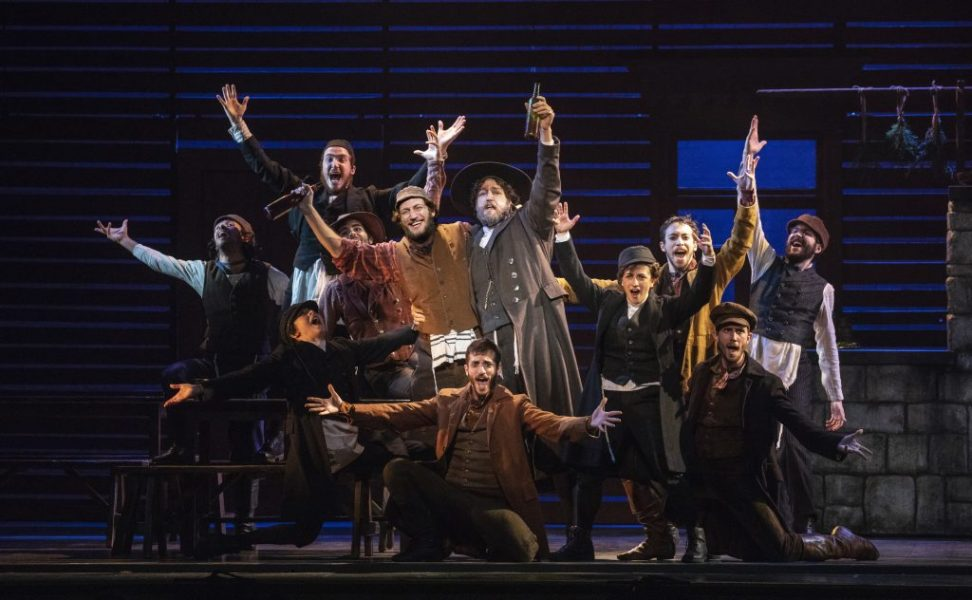 Theatre Review Fiddler On The Roof National Tour At The