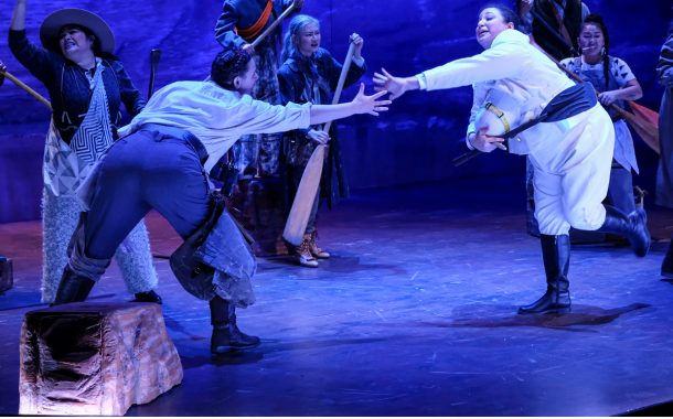 Theatre Review: 'Men on Boats' at Center Stage