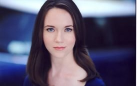 'A Quick 5' with Amelia Pedlow, 'Dear Jack, Dear Louise' at Arena Stage