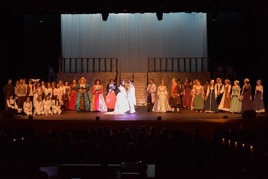 Cappies Review: 'Cinderella Enchanted Edition' at Severna Park High School