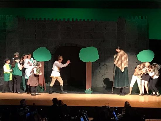 Cappies Review: 'Spamalot: School Edition' at Annapolis High School