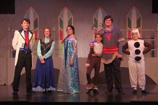 Theatre News: 'Frozen Jr.' at Aldersgate Church Community Theater