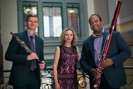 Concert Preview: The Candlelight Concert Society Presents 'Poulenc Trio with Alexander Fiterstein, Clarinet' at Smith Theatre