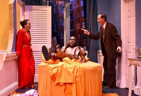 Theatre Review: 'Move Over, Mrs. Markham' at Port Tobacco Players