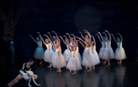 Theater Review: 'Swan Lake' at Ballet Theatre of Maryland