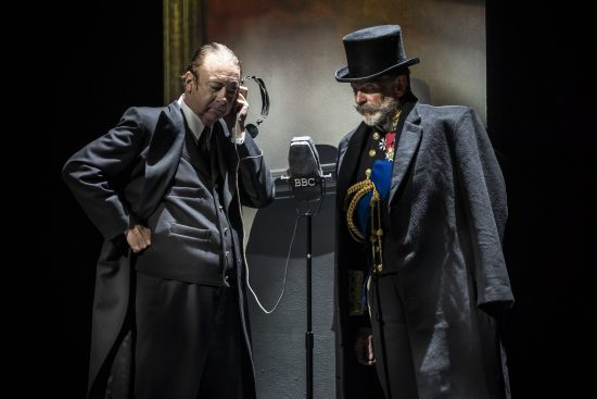 Theatre Review: 'The King's Speech' at the National Theatre
