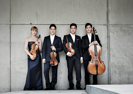 Music News: Candlelight Concerts Presents The Award-Winning Schumann Quartett