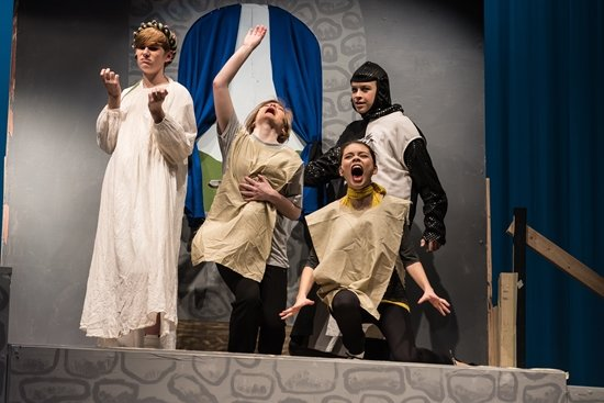 Cappies Review: 'Monty Python's Spamalot' at South Carroll High School