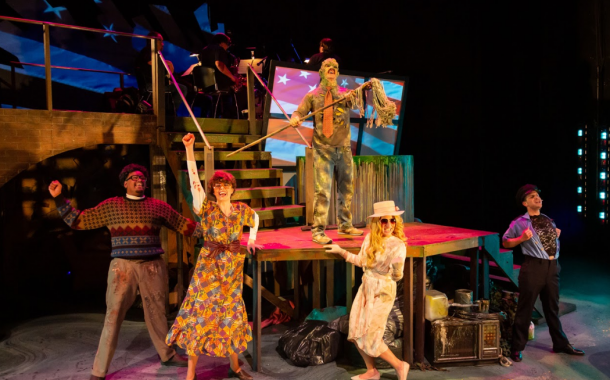 Theatre Review: 'The Toxic Avenger: The Musical' at Rorschach Theatre