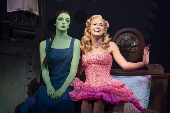 Theatre Review: 'Wicked' at the Hippodrome