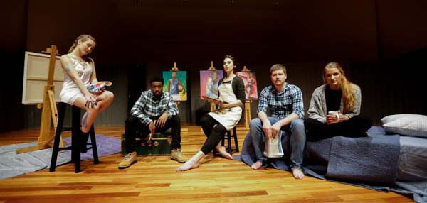 Theatre Review: 'Paint' and 'Cats & Kings,' Two One-Act Plays at American University